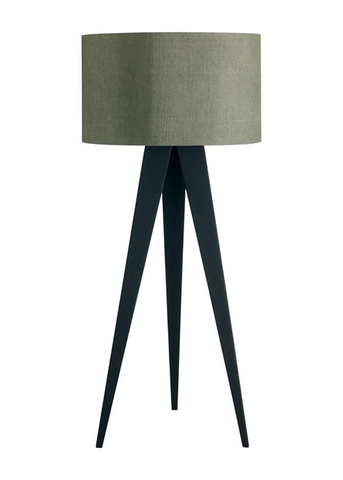 Habitat Yves Floor Lamp Base Lacq Metal Black Floor Lamps Lighting The Atrium