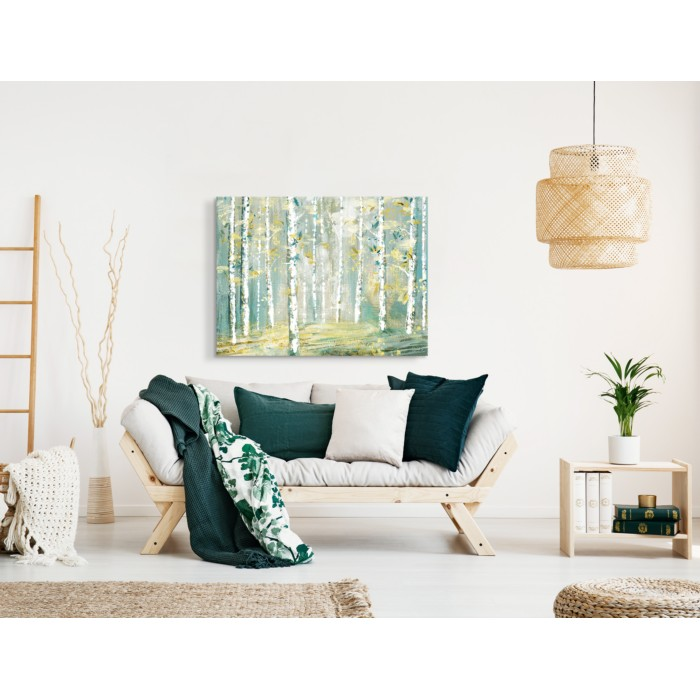 Sale Canvas 85x113 St568 Abstract Forest Wall Decor Home Decor The Atrium