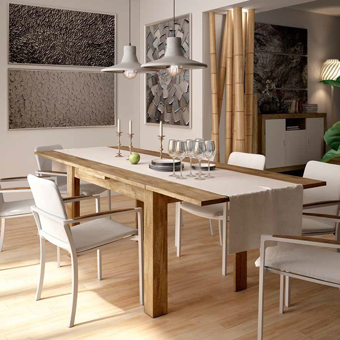 Sale Moon Extendable Dining Table Dining Tables Dining The Atrium