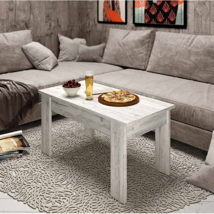 Sale Moon20 Comp 304 Lift Top Coffee Table Artic Coffee Tables Living The Atrium