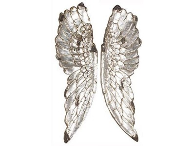 home-decor/wall-decor/sale-silver-poly-resin-angel-wings-wall-decor
