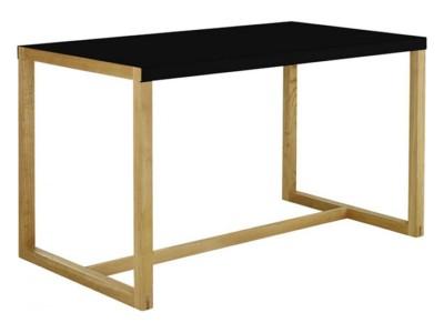 Habitat Kilo Dining Table Black