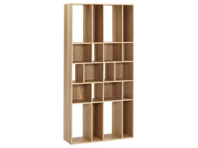office/bookcases/habitat-cleo-bookcase-large-ash