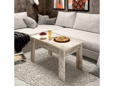 Moon Line Coffee Table W Lift Top