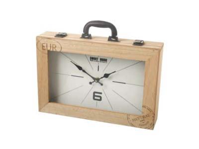 home-decor/clocks-mirrors/wooden-suitcase-style-clock-