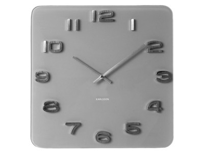 home-decor/clocks-mirrors/wall-clock-vintage-grey-glass
