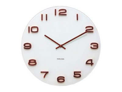 home-decor/clocks-mirrors/wall-clock-vintage-white-copper-numbers