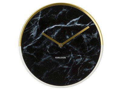 home-decor/clocks-mirrors/wall-clock-marble-delight-gold-black