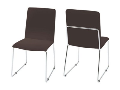 dining/dining-chairs/kitos-dining-chair-brown-pu-chrome