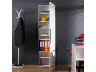 office/bookcases/diamond-cabinet-gloss-white